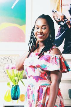 Elida Almeida pochodzi z Wysp Zielonego Przylądka (foto: N'Krumah Lawson-Daku/Lusafrica)