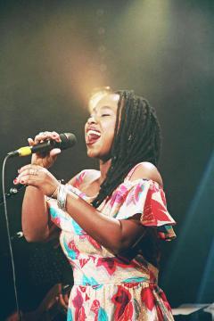 Elida Almeida to wschodząca gwiazda muzyki z Wysp Zielonego Przylądka (foto: N'Krumah Lawson-Daku/Lusafrica)