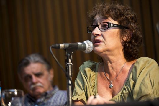 Sonia Alesso- Secretaria General CTERA