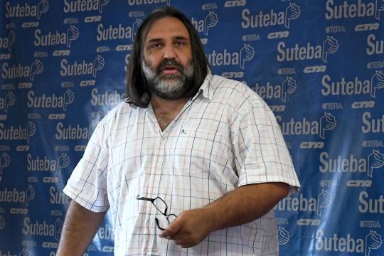 Suteba va al paro y no empiezan las clases el lunes en la Provincia