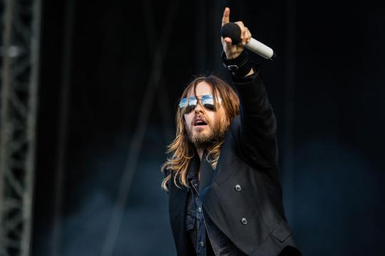 30 Seconds To Mars' announce return of Camp Mars event - NME - nme.com
