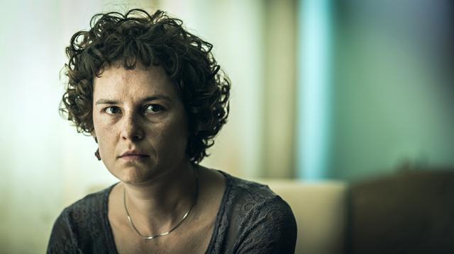 Agnieszka Podsiadlik jako Dorota w filmie 'Twarz' (fot. materiały prasowe)