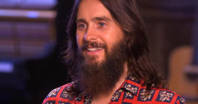 Jared Leto: On the continuously unexpected - CBS News - cbsnews.com