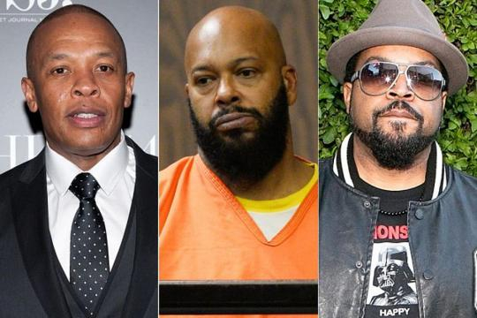 Dr. Dre, Ice Cube Named in Wrongful Death Lawsuit Against Suge Knight - theboombox.com