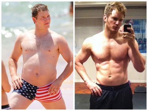 Gordos y delgados: cambios brutales de peso de las estrellas ... - fotogramas.es
