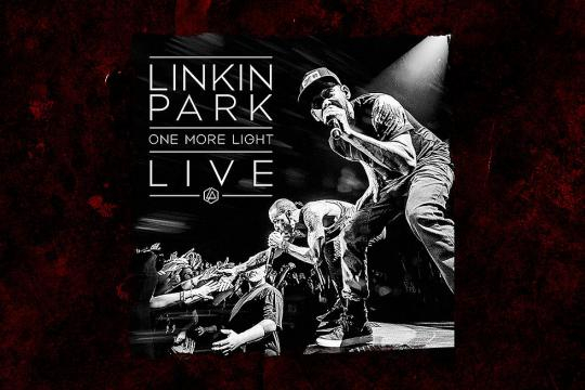 Linkin Park Shine on 'One More Light Live' - Album Review - loudwire.com