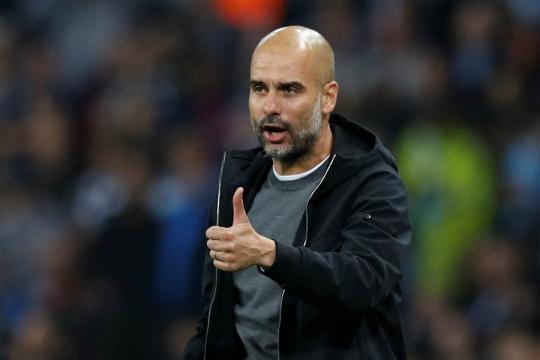 Man City: Guardiola, un entraîneur