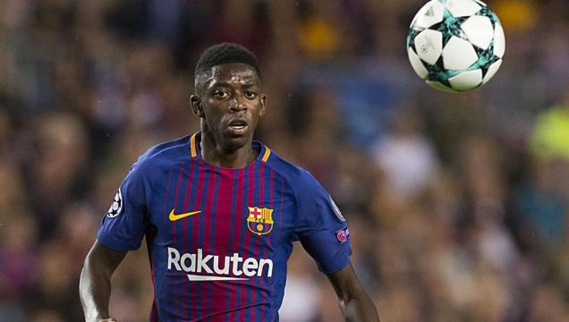 After Hamstring Injury Ousmane Dembele Hot To Trot For Clasico ... - ontimefootball.com
