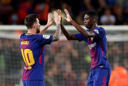 Barça : Dembélé rétabli pour le Clasico ? - Transfert Foot Mercato - les-transferts.com
