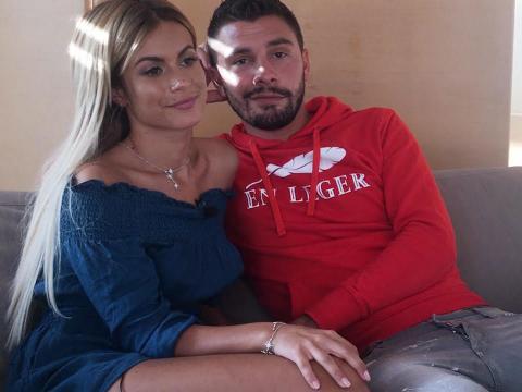 Carla Moreau et Kevin Guedj : Il faut aimer très fort pour ... - telestar.fr