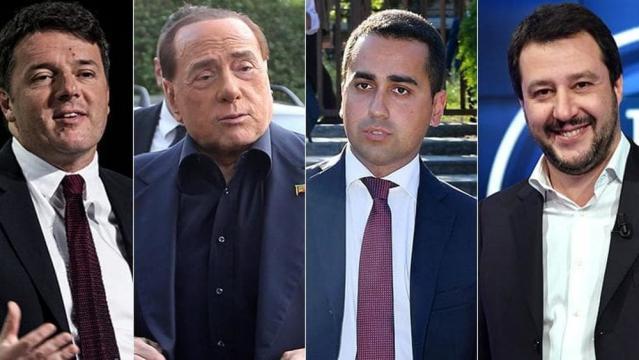 Elezioni 2018, i candidati premier