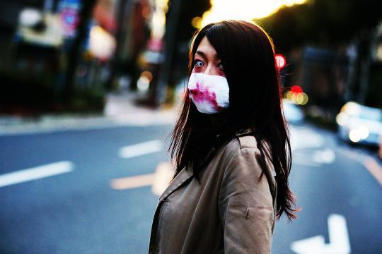 A mulher da boca rasgada 2 (口裂け女)