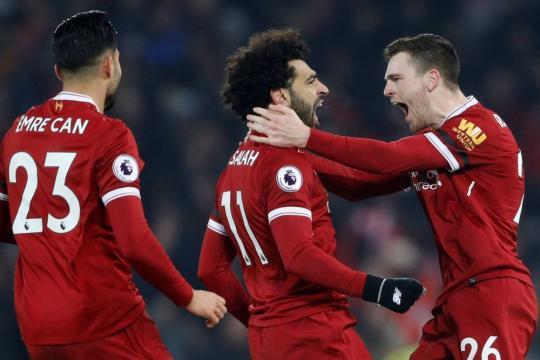 Angleterre - 23e journée - Angleterre : Liverpool inflige sa ... - francefootball.fr