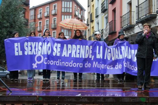 La huelga del 8 de marzo por la igualdad de género será la primera ... - eldia.es