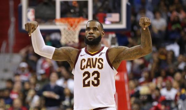 LeBron James, Against All Odds, Is Still Getting Better - The Atlantic - theatlantic.com