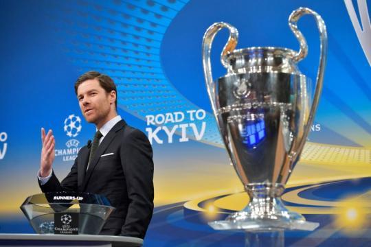 Ligue des Champions: le PSG tombe sur le Real Madrid en 8es de ... - nicematin.com