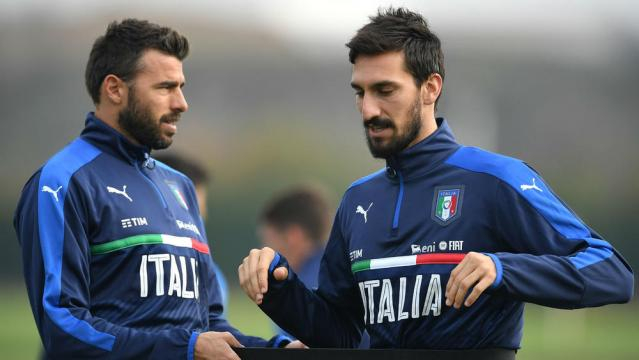 Astori replaces injured Barzagli in Italy squad | FourFourTwo - fourfourtwo.com