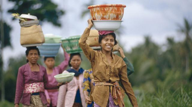 Día Internacional de la Mujer. Trabajadoras en zonas rurales. Cortesía OIT
