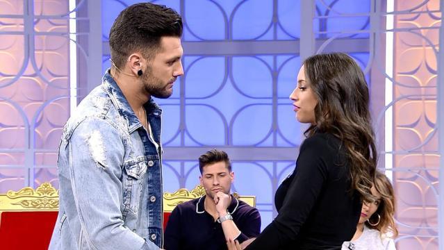 Rocío se siente mal por la discusión que tuvo con Violeta:
