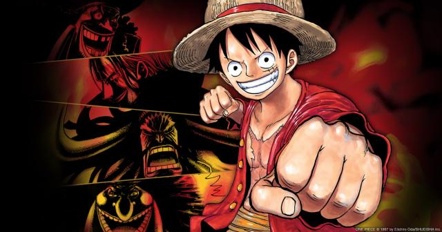 VIZ | Blog / VIZ Pop Culture Focus: One Piece - viz.com
