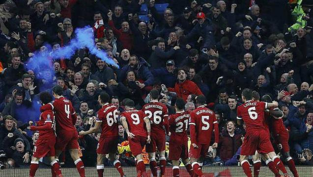 Ligue des champions. Liverpool renverse Manchester City et ... - ouest-france.fr