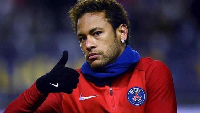 PSG. Neymar