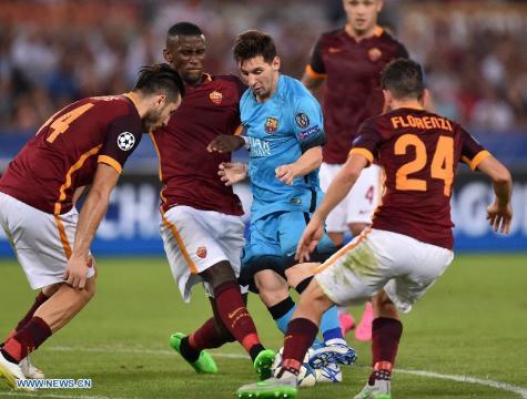 Roma, c'è Messi dentro l'urna | Romagiallorossa.it - romagiallorossa.it