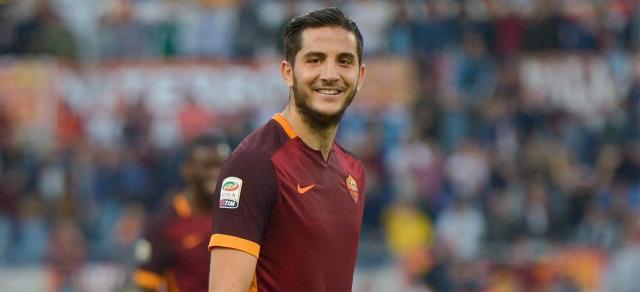 Roma nuovamente in vantaggio. Manolas segna la terza rete da ... - labaroviola.com