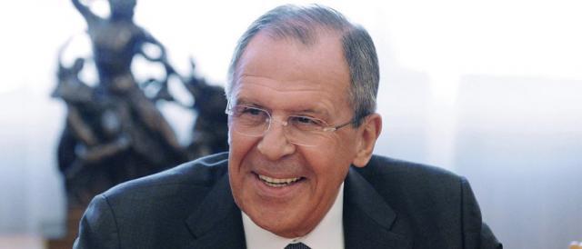 Sergej Lavrov: 'L'attacco chimico a Douma è una montatura'