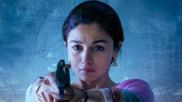 Alia Bhatt is terrific in Raazi trailer and Twitter can't stop ... - hindustantimes.com
