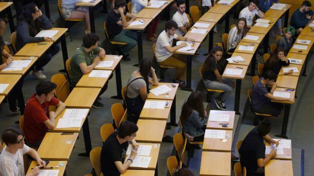 Educación: La universidad española se rompe: cada vez menos dinero ... - elconfidencial.com