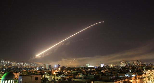 Frappes en Syrie: Téhéran met en garde contre les conséquences ... - sputniknews.com