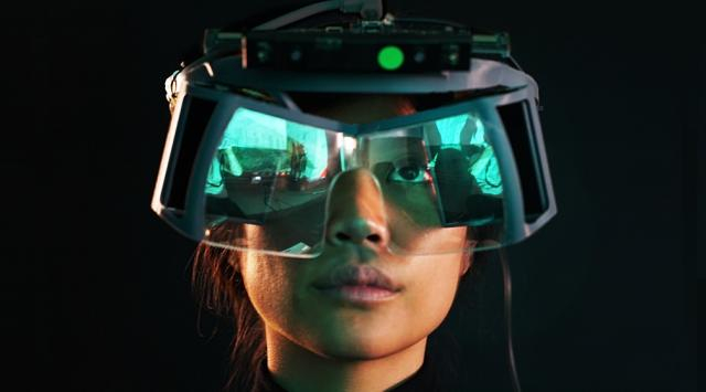 Leap Motion Jumps Into AR With Project North Star Headset/Platform - North star   YuTube