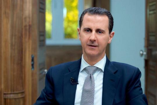 Monsieur le Président, maintenir Assad, c'est soutenir le ... - liberation.fr