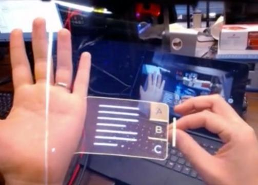 Peer into the future of augmented reality with Project North Star Leap Motion | YouTube