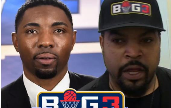 Roger Mason Jr. files complaint against BIG3 League - YouTube/Breaking News Today