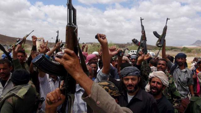 Los rebeldes en Yemen. ¿La razón de lucha justifica las armas? ¿Qué criterios abogan la clasificación de rebeldes a terroristas?