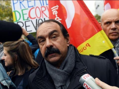 Philippe Martinez n'a pas réussi à faire oublier l'affaire Lepaon et enrayer le déclin entamée depuis Bernard Thibault.