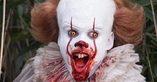 Behind the Scenes Pics of Pennywise Are More Terrifying Than The ... - dreadcentral.com