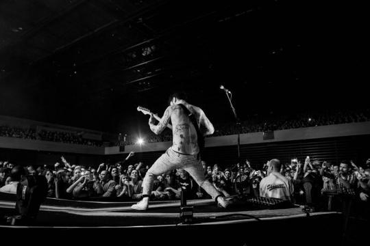 Biffy Clyro | One Nation - Concerts & Tour News (Foto - livenation.com)