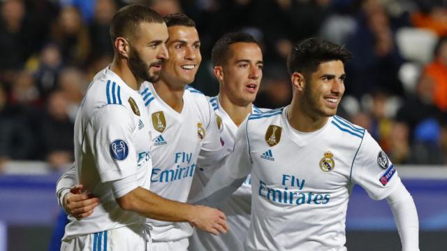 Ligue des champions : Le Real Madrid qualifié, Dortmund éliminé ... - eurosport.fr