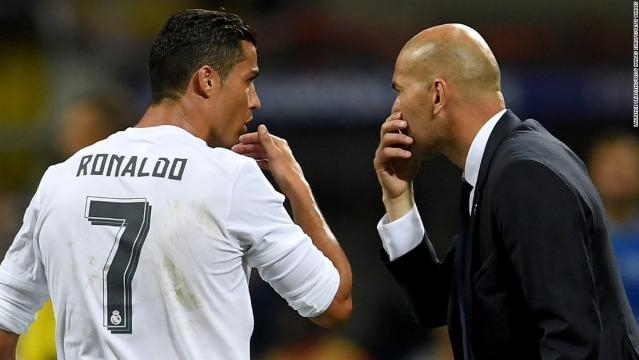 Madrid : une autre légende club se dit prêt à remplacer Zidane - trace2babi.net