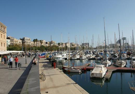 Barcelona Port Vell. (Image credit: Bohringer Friedrich/Wikimedia Commons)