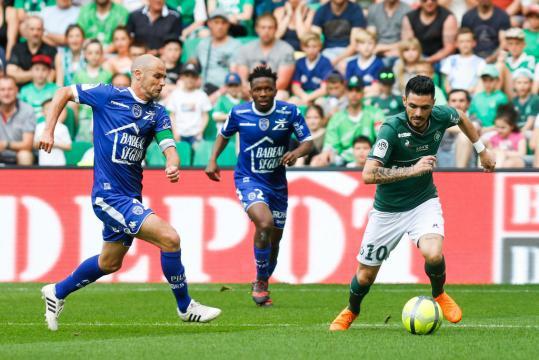 Sainté poursuit sa remontada, merci Beric ! - Foot 01 - foot01.com
