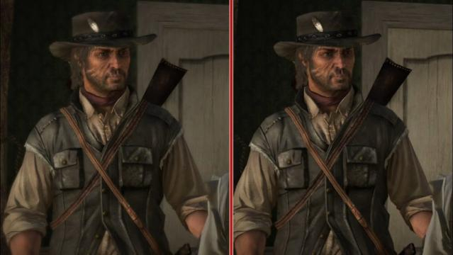 Red Dead Redemption Graphics Comparison: Xbox 360 vs. Xbox One X ... - codejunkies.co.uk