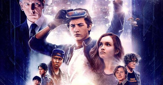 Ready Player One Poster is Pure 80's Nostalgia - Dread Central - dreadcentral.com