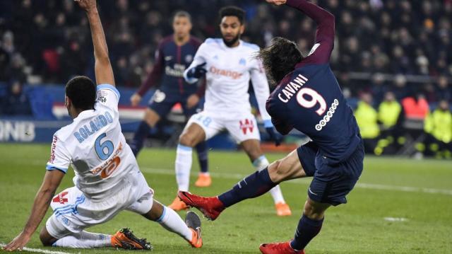 PSG-OM (3-0) - Les notes de l'OM : Insuffisant pour Thauvin ... - eurosport.fr