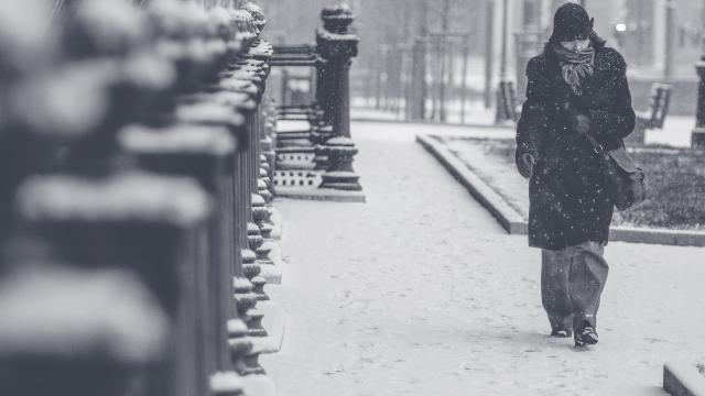 The Beast from the East hit consumer spending. Photos via Pixabay