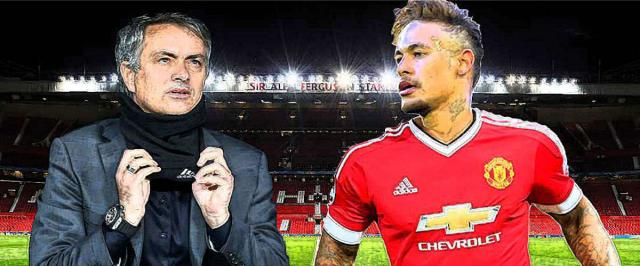 Neymar Contacted By Mourinho As Manchester United Prepare Massive Bid - foottheball.com