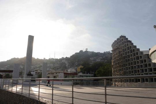 El Centro Histórico añade a sus atractivos un mirador, skate-park y un monumento a Juárez.